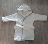 Детский махровый халат сшить