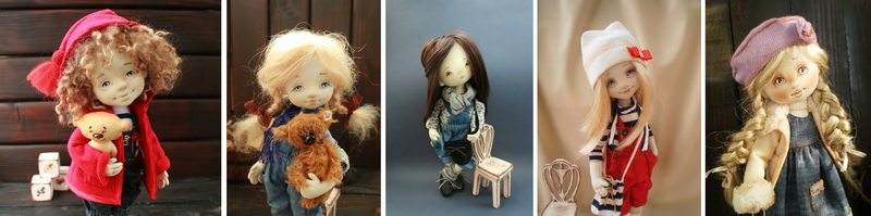 куклы Тильды Ирины Хочиной
